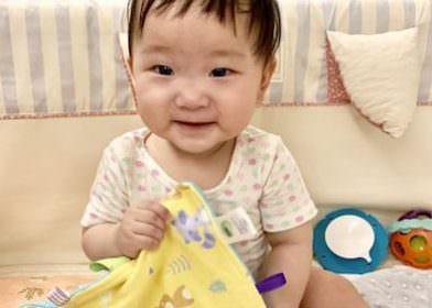 能幫助觸動刺激感統及呵護寶寶肌膚又療癒的可愛nac nac魔豆系列