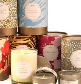 純天然的精油蠟燭香氛品牌-KOBO