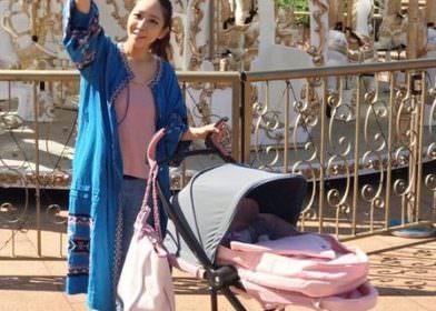 定製專屬於你及小寶貝獨特又時尚的Quinny Zapp X嬰幼兒推車+Maxi-Cosi新生兒汽座